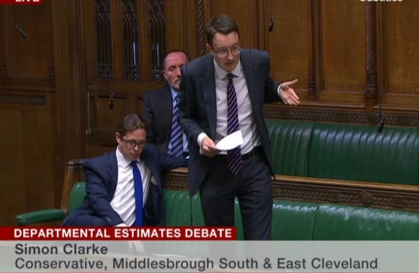Praising Job Centre staff in the House of Commons