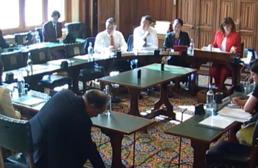 Select Committee - Discussing Carbon Capture & Storage
