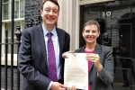 Delivering the Net Zero Letter to No 10