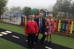 Visiting St Peter's Primary