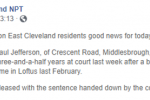 Cleveland Police Update