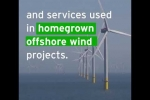 Embedded thumbnail for A New Offshore Wind Sector Deal - great news for Teesside firms!
