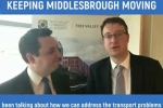 Embedded thumbnail for Keeping Middlesbrough Moving